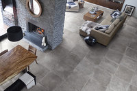 Keramische betonlook tegels
