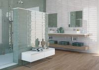 De impact van gekleurde tegels op uw badkamer of keuken