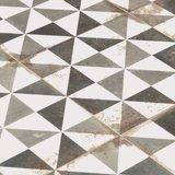 vloertegel Antique Triangle 33,3x33,3 cm - vloer