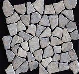 Riverstones grijs marmer
