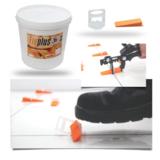 Fix Plus Tegel Levelling Starters Kit 100 PRO 1mm_