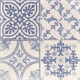 decortegel Skyros Blanco decor 44,2x44,2_