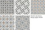 Vloertegel Terrazzo tegels Casale Borgo grigio 25x25 MIX_