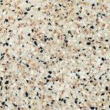 Vloertegel Terrazzo tegels Casale Graniglia avorio 25x25_