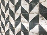 Antique diagonal