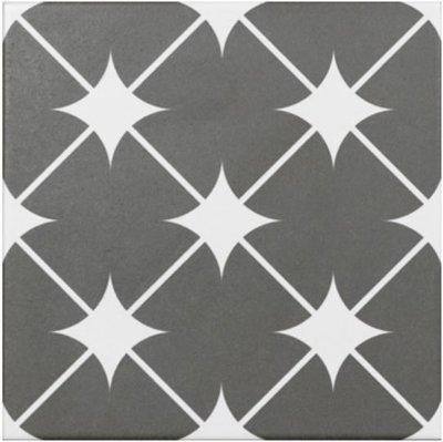 vloertegel Cronos Grey 20x20