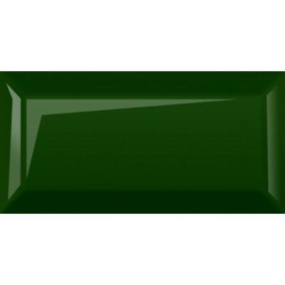wandtegel Metro groen glans 10x20