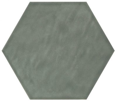 Hexagon wandtegel Vodevil Jade 17,5x17,5