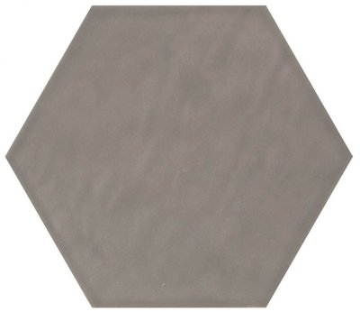 Hexagon wandtegel Vodevil Grey 17,5x17,5
