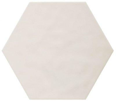 Hexagon wandtegel Vodevil Ivory 17,5x17,5