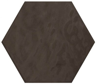 Hexagon wandtegel Vodevil Antracite 17,5x17,5