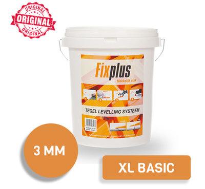 Fix Plus Starters Kit XL Basic 3 mm