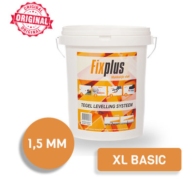 Fix Plus Starters Kit XL Basic 1,5 mm