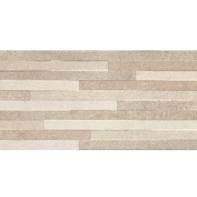 Wandtegel Pierre Taupe Decor 30x60 rett