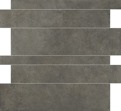 vloertegel Timeless Antraciet 5x10x15x60 rett