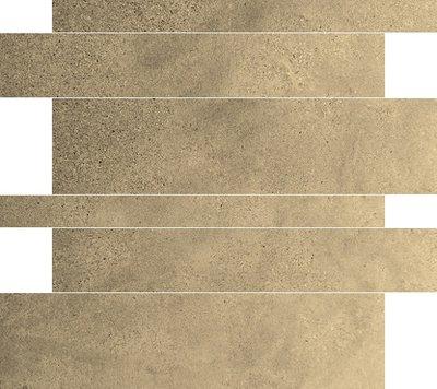 vloertegel Gravel stroken Cream 5-10-15x60 rett