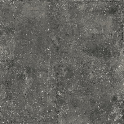 Vloertegel Tagina Umbria Antica Antracite 90x90 rett.