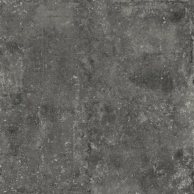 Vloertegel Tagina Umbria Antica Antracite 60x60 rett.