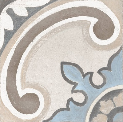 decortegel Adobe Decor Gales White 20x20