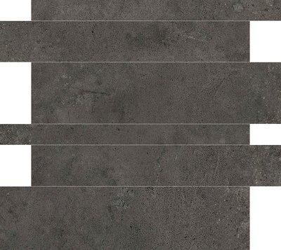 tegelstroken Nexus Antracite 5-10-15x60 Rett