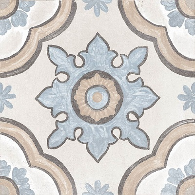 decortegel Adobe Decor Basma Ivory 20x20