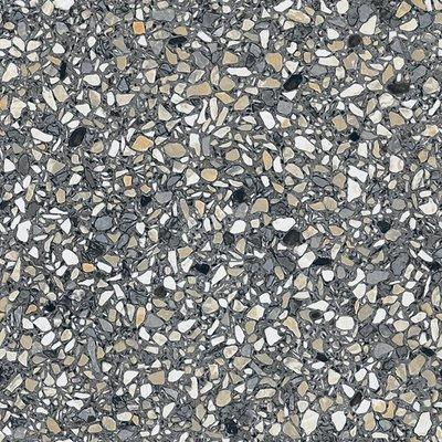 Vloertegel Terrazzo tegels Casale Graniglia grigio 25x25