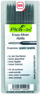 Pica Dry stiftenset verwijderbaar zwart