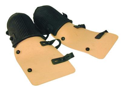 Kniebeschermers harmonica met beenbeschermer