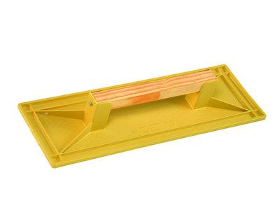 Schuurbord houtengreep ITALIA ABS 440x150mm