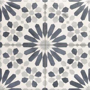 Vloertegel Marrakech Blue 44x44 cm