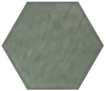 Hexagon wandtegel Vodevil Jade 17,5x17,5