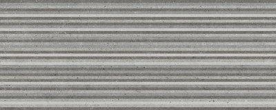 Wandtegel Metropoli Grey decor Slot 20x50
