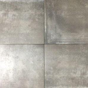 Antraciet Tegels 60x60.Vloertegel Grandeur Rome Antraciet 60x60