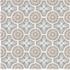 Decortegel Adobe Decor Basma White 20x20_